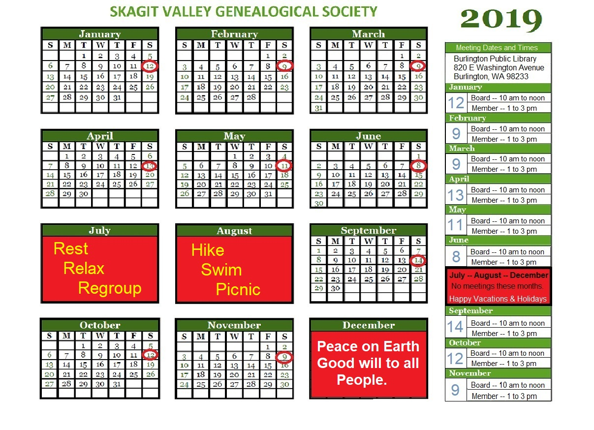2019-yearly-calendar