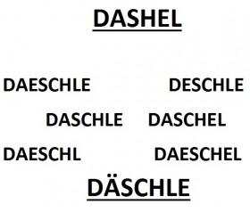 Dashel