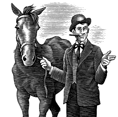 horse-trading